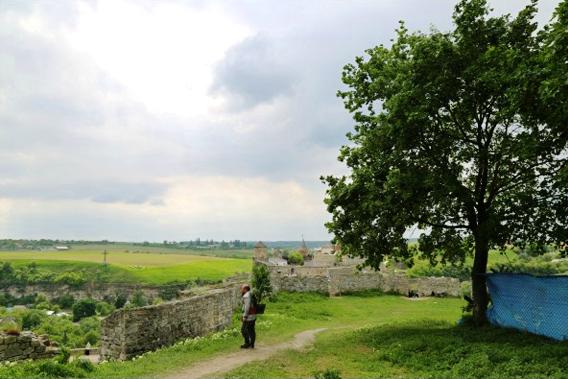 第8天,童话城堡石头城