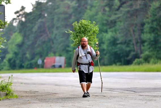 第24天,穿越基辅